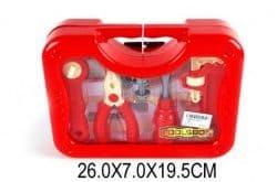 Набор инструментов в чемодане 6605