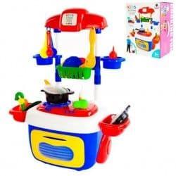 Кухня детская с аксессуарами 30 предметов, свет, звук