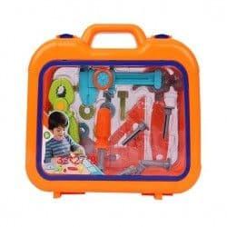 Набор инструментов, 18 предметов в чемоданчике