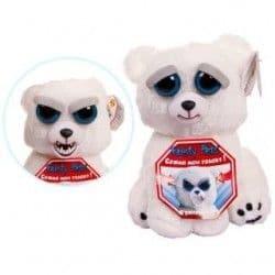 Медведь белый Feisty Pets
