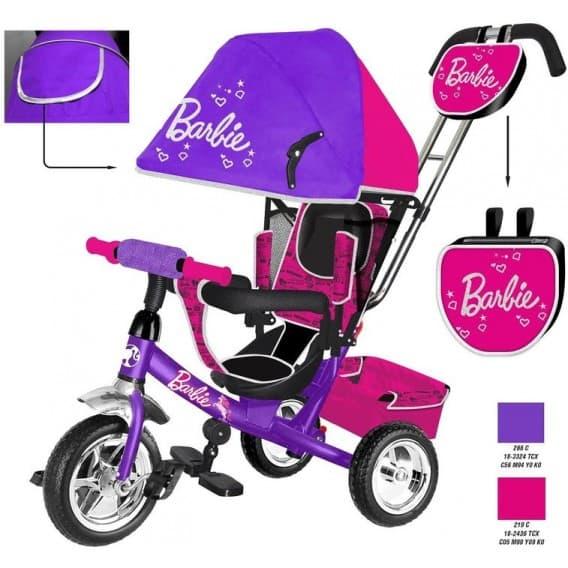 Трехколесный велосипед Barbie HB7S new 2018