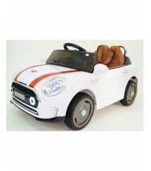 Детский электромобиль Rivertoys Minicooper C111CC