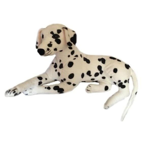 Мягкая игрушка собачка Далматинец