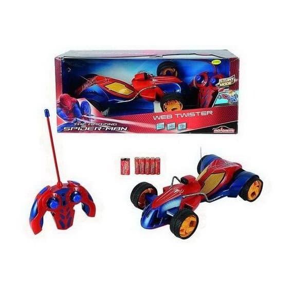 Машинка Человек-паук на радиоуправлении