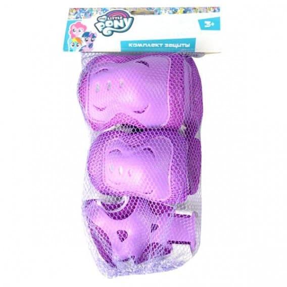 Комплект защиты My Little Pony фиолетовый