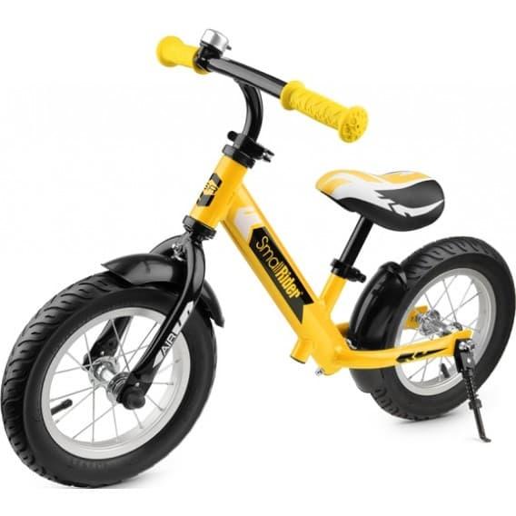 Алюминиевый беговел с надувными колесами Small Rider Roadster 2 AIR