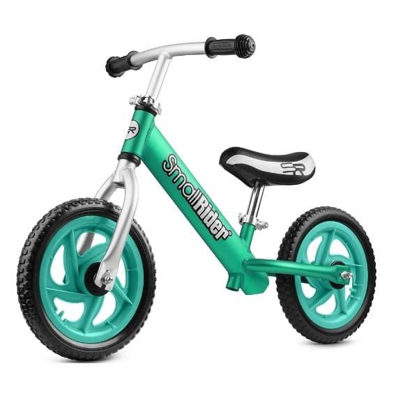 Легкий алюминиевый беговел Small Rider Foot Racer Light EVA
