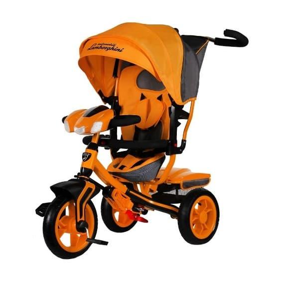 Велосипед Lamborghini Egoist оранжевый