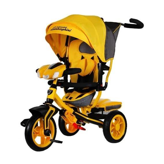 Велосипед Lamborghini Egoist желтый