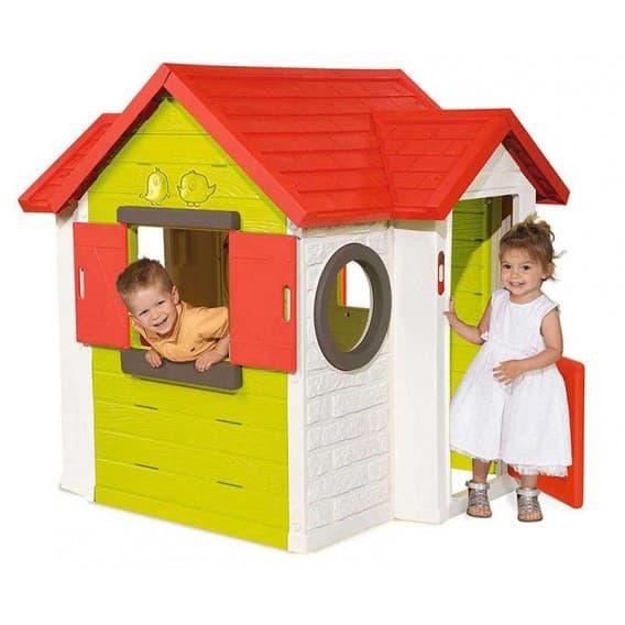 Игровой детский домик Smoby со звонком