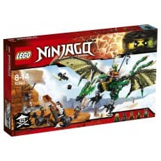 Конструктор LEGO Ninjago Зелёный Дракон