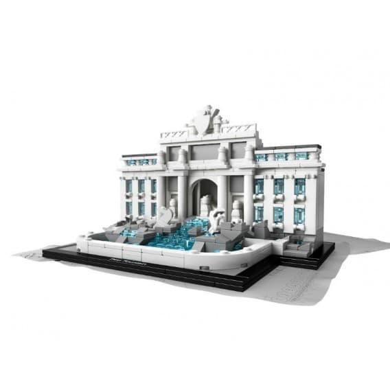 Конструктор LEGO Фонтан Треви