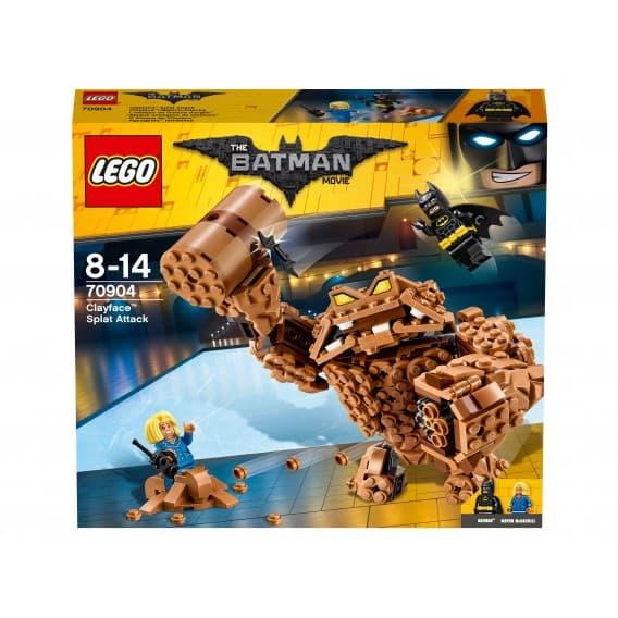 Конструктор LEGO Batman Movie Атака Глиноликого