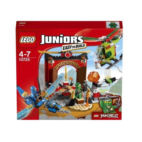 Конструктор LEGO Juniors Затерянный храм