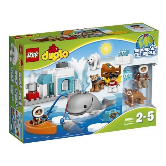 Конструктор LEGO DUPLO Вокруг света Арктика