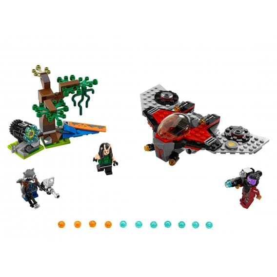 Конструктор LEGO Super Heroes Нападение Опустошителей