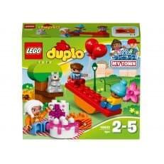Конструктор LEGO DUPLO День рождения