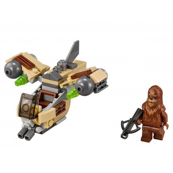 Конструктор LEGO Star Wars Боевой корабль Вуки