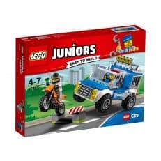 Конструктор LEGO Juniors Погоня на полицейском грузовике