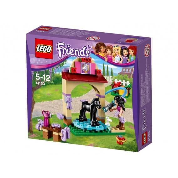 Конструктор LEGO Friends Салон для жеребят