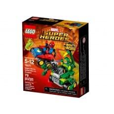 Конструктор LEGO Super Heroes Человек-паук против Скорпиона