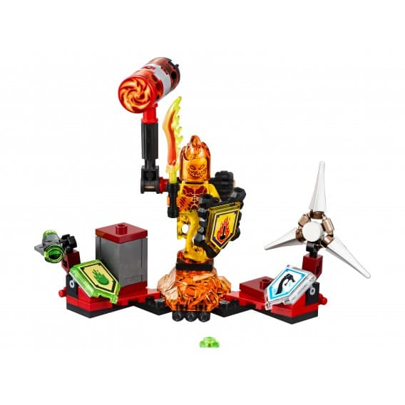 Конструктор LEGO Nexo Knights Флама-Абсолютная сила