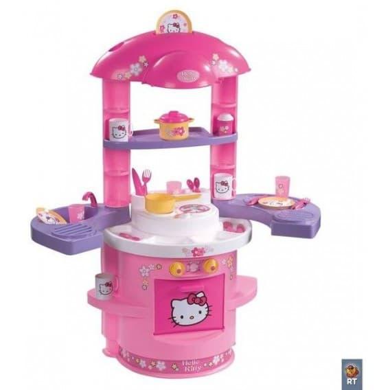 Моя первая кухня Hello Kitty