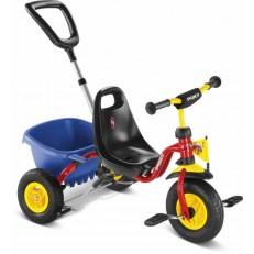 Детский трехколесный велосипед Puky CAT 1L