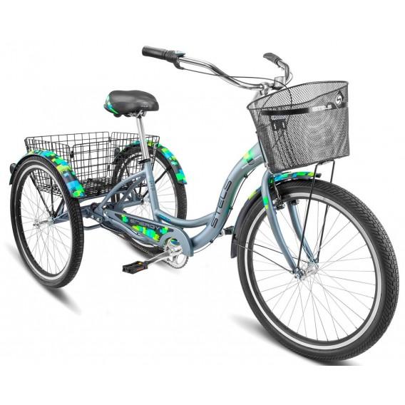 Взрослый трехколесный велосипед Stels Energy I 26