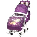 Саночная коляска с трансформируемым кузовом Disney baby 2