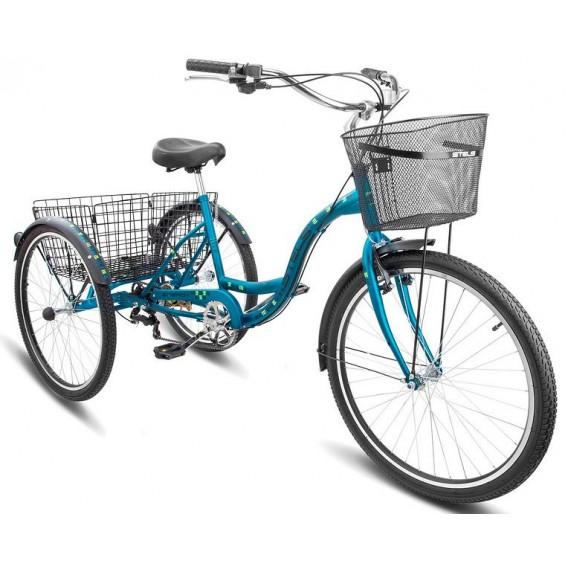 Взрослый трехколесный велосипед Stels Energy VI V010