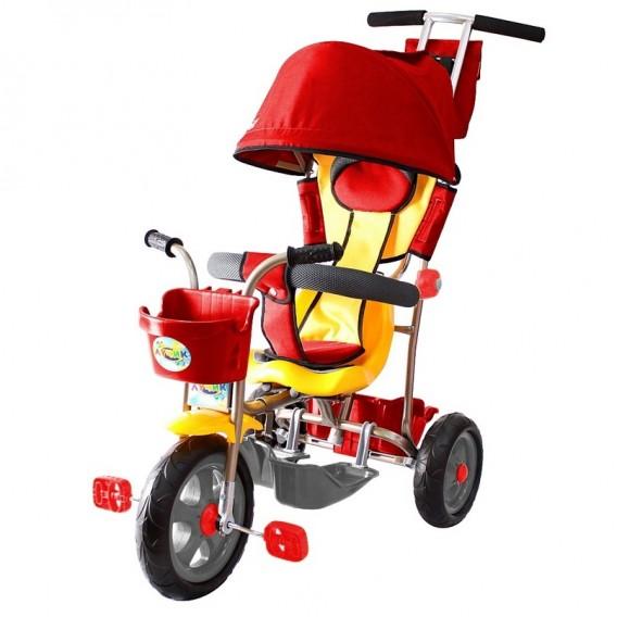 Детский трехколесный велосипед Galaxy Лучик
