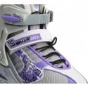 Раздвижные роликовые коньки Skip Violet
