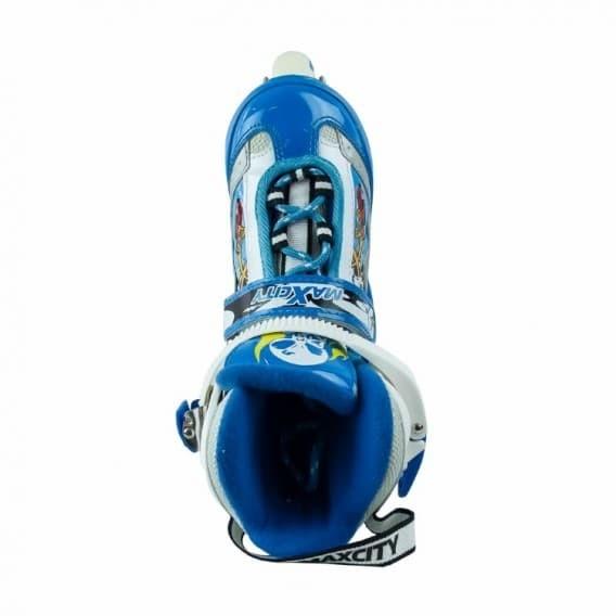 Раздвижные роликовые коньки Rio Blue