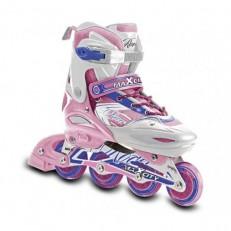 Раздвижные роликовые коньки Rover Pink