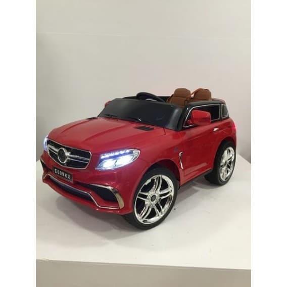 Электромобиль Mercedes E009KX с дистанционным управлением