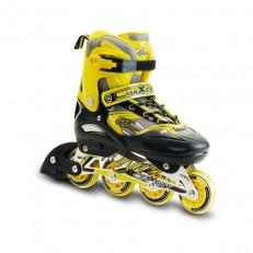 Раздвижные роликовые коньки Rover Yellow