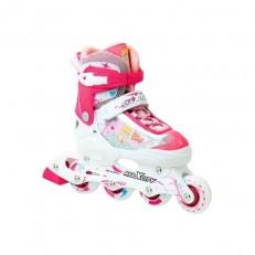 Раздвижные роликовые коньки Rio Pink