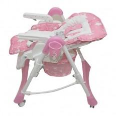 Стульчик для кормления Pituso Nana розовый