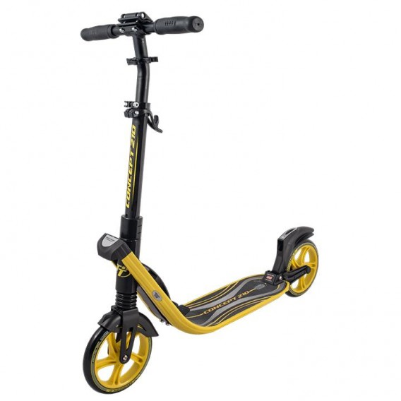 TT Concept 210 желтый
