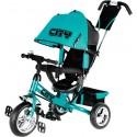 Велосипед 3-колесный с ручкой City EVA