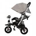 Трехколесный велосипед Stroller trike Air Car персиковый