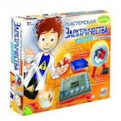 Обучающие игровые опыты Мастерская электричества (Бондибон)