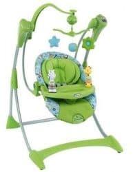 Электрокачели Graco для новорожденных