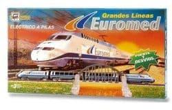 """Железная дорога """"Евромед"""" с мостом"""