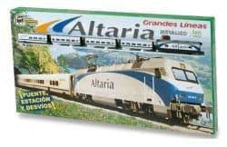 """Железная дорога """"Альтария"""" с мостом и светом"""