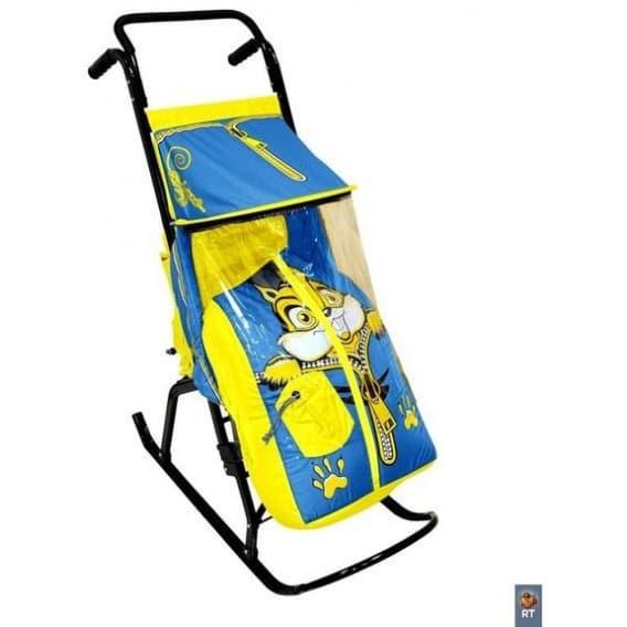 Детские санки - коляска