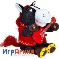 Поющая игрушка «Конь Вороной»