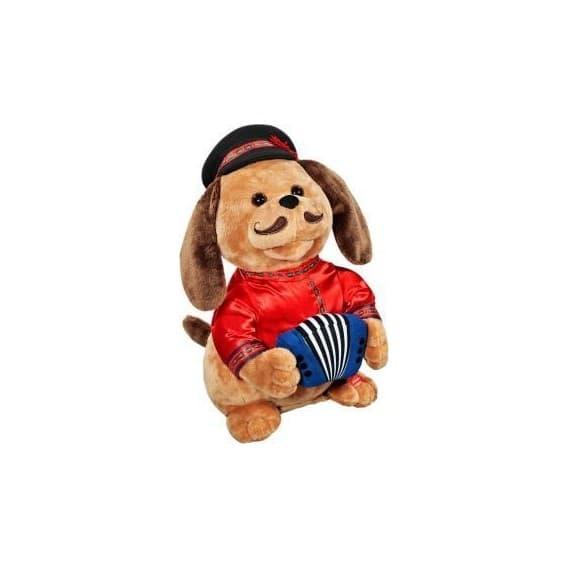 Поющая игрушка Собачка Ловелас