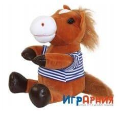 Поющая игрушка Конь Боцман